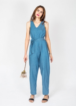 Peppermint Jumpsuit