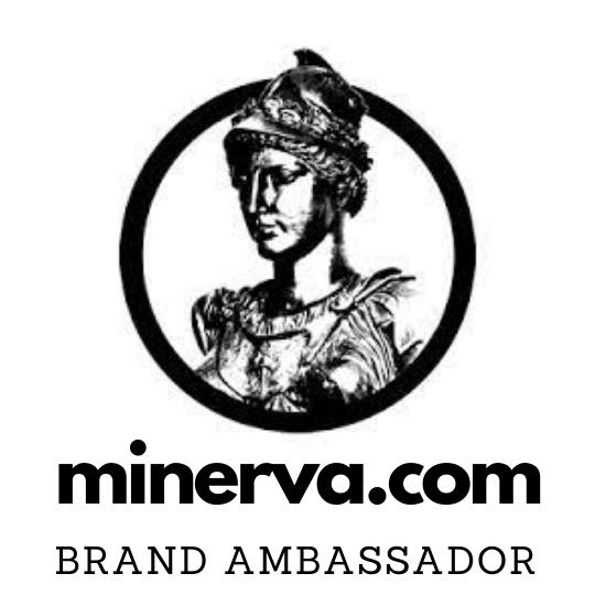 Minerva Brand Ambassador Logo